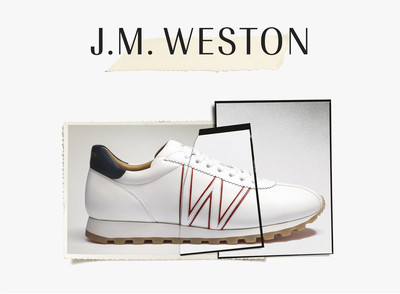 J.M.Weston On My way sneaker - © Convergences
