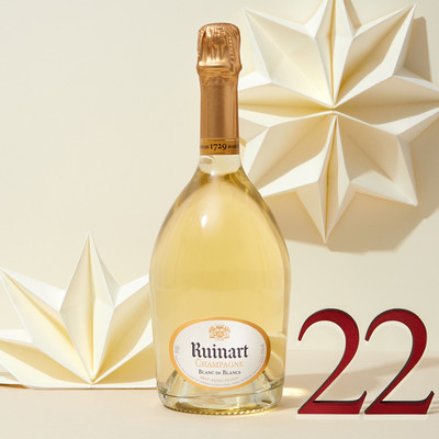 Ruinart Advent Calendar - © Convergences